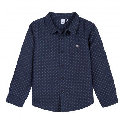 Camisa ganga padrão 3pommes