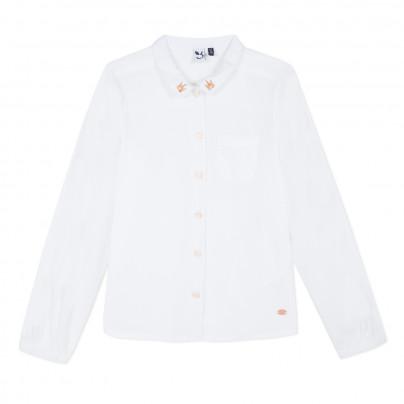 Camisa branca 3pommes