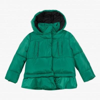 Casaco infantil verde Catimini®️