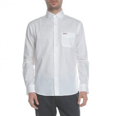 Camisa branca Franklin & Marshall