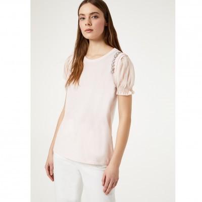 T-shirt rosa Liu Jo
