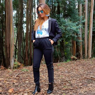 Blazer preto feminino Liu.Jo®️