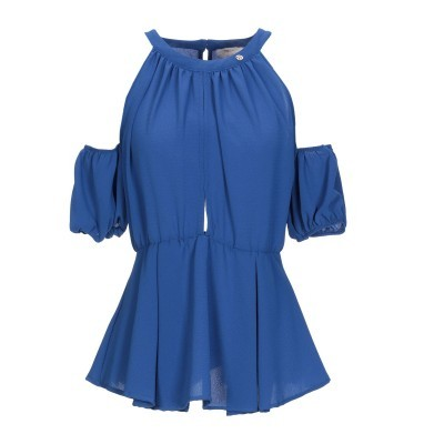 Blusa azul Roberta Biagi