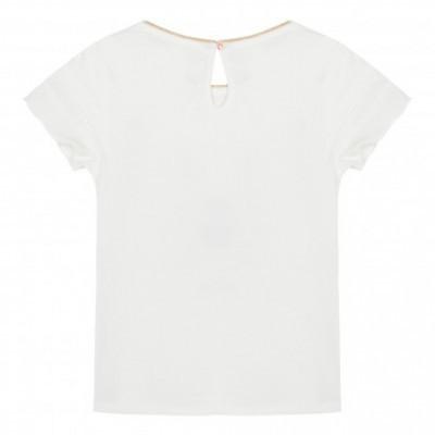 T-shirt branca clássica 3pommes