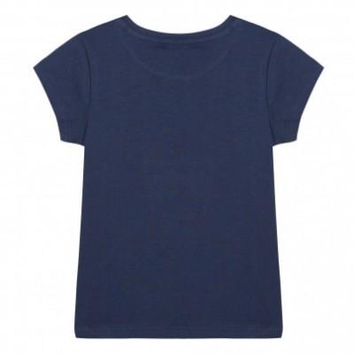 T-shirt com lantejoulas reversíveis 3pommes