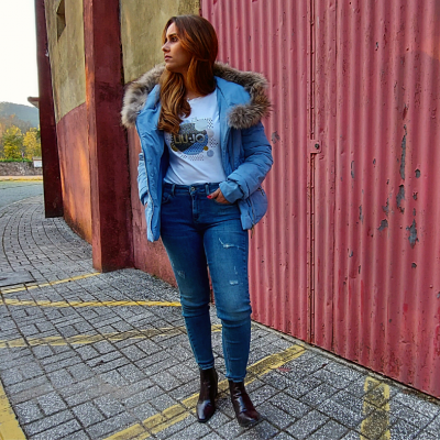 Calça jeans feminina Liu.Jo®️