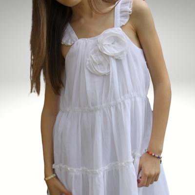 Vestido cerimonia branco 3pommes