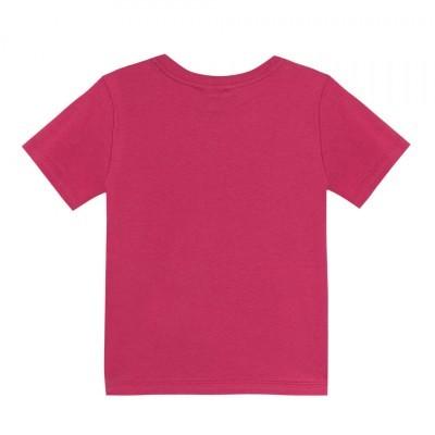 T-shirt vermelha 3pommes