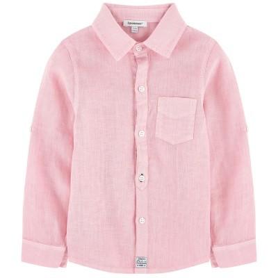 Camisa rosa 3pommes
