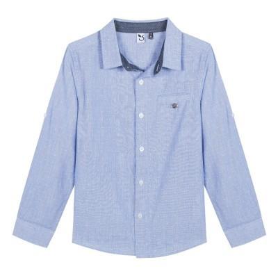 Camisa azul 3pommes