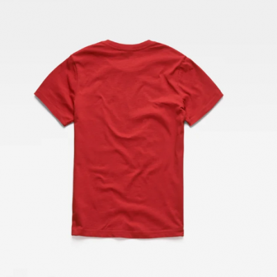 T-shirt vermelha G-Star Raw