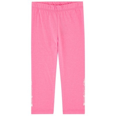 Leggings curtas rosa 3pommes