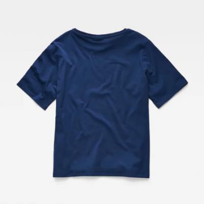 T-shirt azul G-Star Raw