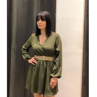 Vestido curto verde Liu Jo