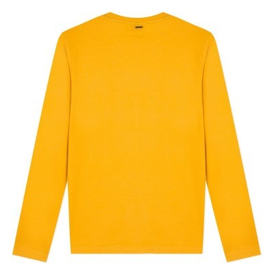 Camisola amarela mostarda Beckaro