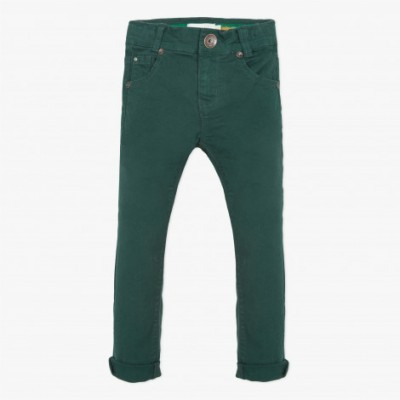 Calça verde Catimini