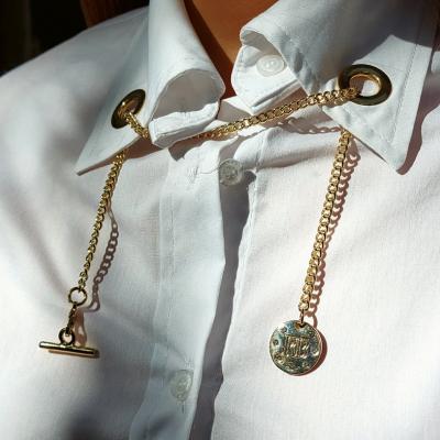 Camisa branca senhora Roberta Biagi®️
