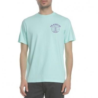 T-shirt masculina verde água Franklin & Marshall