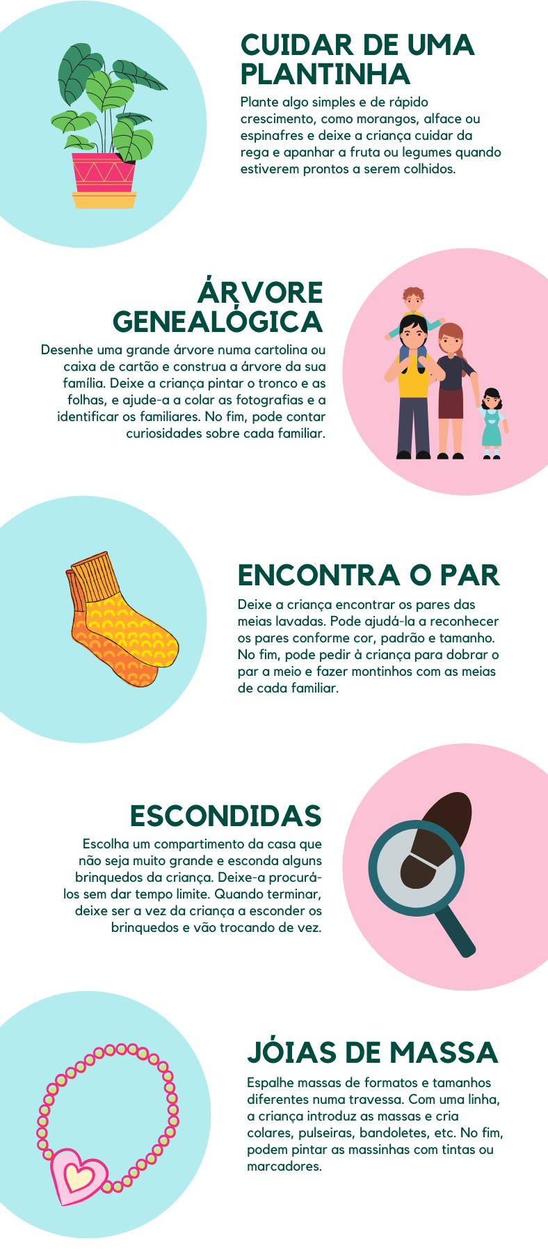 Ideais criativas para pais e crianças -1