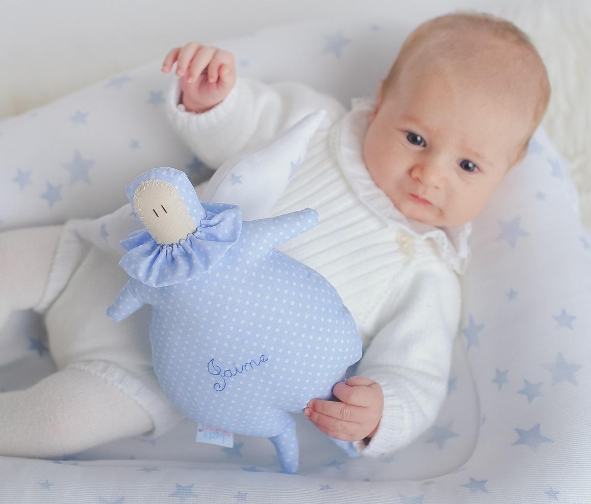 Anjinho Sweetypie Azul