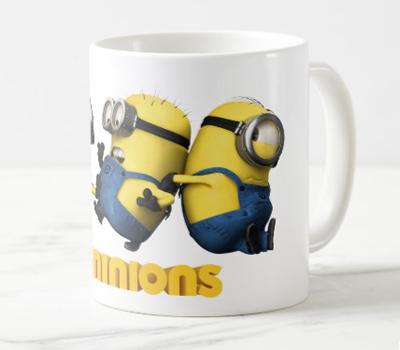 Caneca Minions