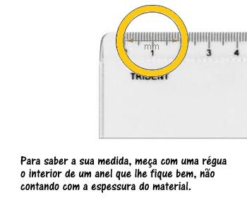 Anel Alumínio 10mm Gravação 2 Nomes c/ Separador