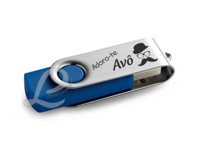 "Pen USB 8GB ""Adoro-te Avô"""