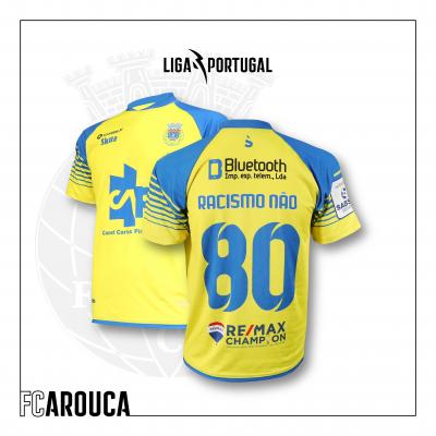 Camisola  FC Arouca | Racismo Não