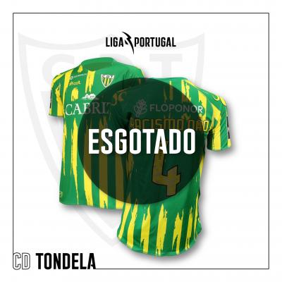 Camisola CD Tondela | Racismo Não