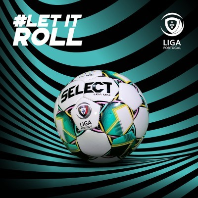 Mini Bola Select Liga Portugal 2020-21