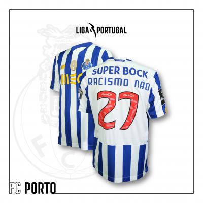 Camisola FC Porto | Jornada Racismo Não