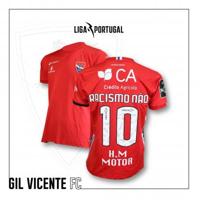 Camisola Gil Vicente FC | Jornada Racismo Não