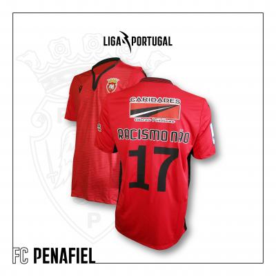 Camisola FC Penafiel | Jornada Racismo Não