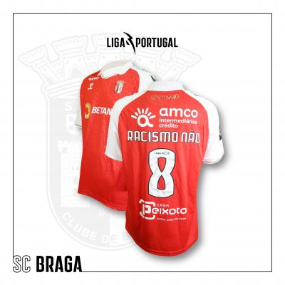 Camisola SC Braga | Jornada Racismo Não