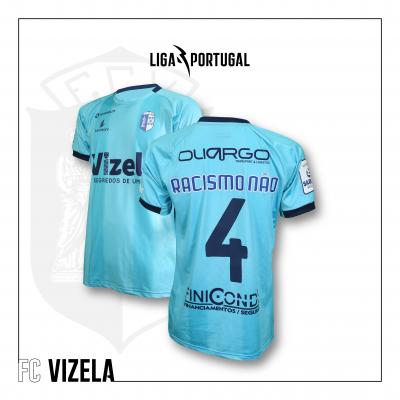 Camisola FC Vizela | Jornada Racismo Não