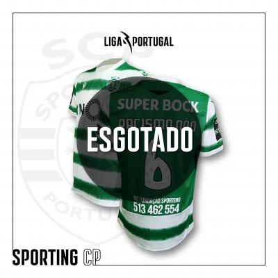 Camisola Sporting CP | Jornada Racismo Não