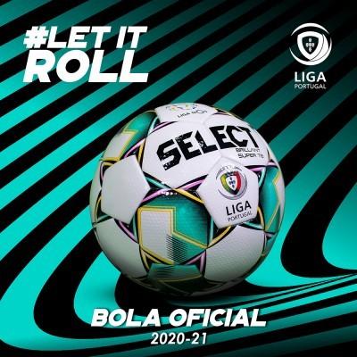 Bola Oficial Liga Portugal 2020-21