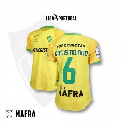 Camisola CD Mafra | Jornada Racismo Não