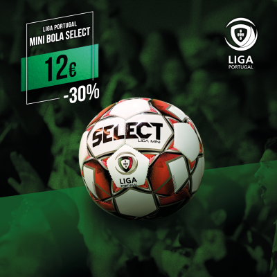 Mini Bola Select Liga Portugal 2019/2020