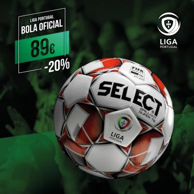 Bola Oficial Liga Portugal 2019/2020