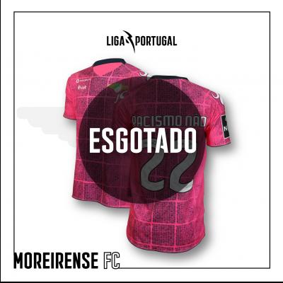 Camisola Moreirense FC   Jornada Racismo Não