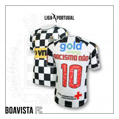 Camisola Boavista FC | Jornada Racismo Não