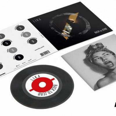 Lika - Back To ZerØ (CD)