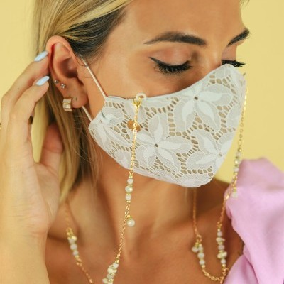 LACE MASK •ESGOTADO•