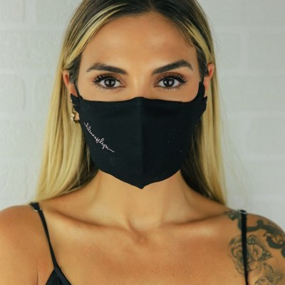 ESSENTIAL BLACK MASK •ESGOTADO•
