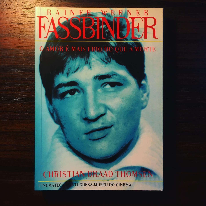 RAINER WERNER FASSBINDER • O AMOR É MAIS FRIO QUE A MORTE • CHRISTIAN BRAAD THOMSEN