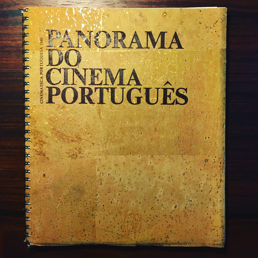 PANORAMA DO CINEMA PORTUGUÊS • M. FÉLIX RIBEIRO (ORG.)