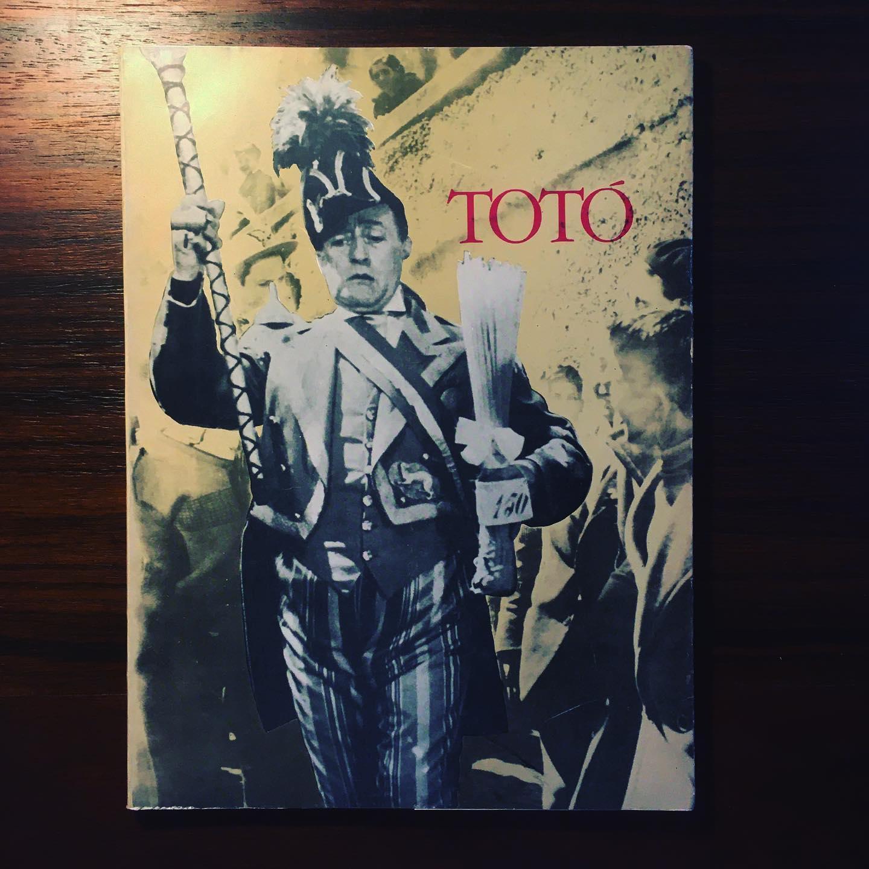TOTÓ • LUÍS DE PINA (ORG.)