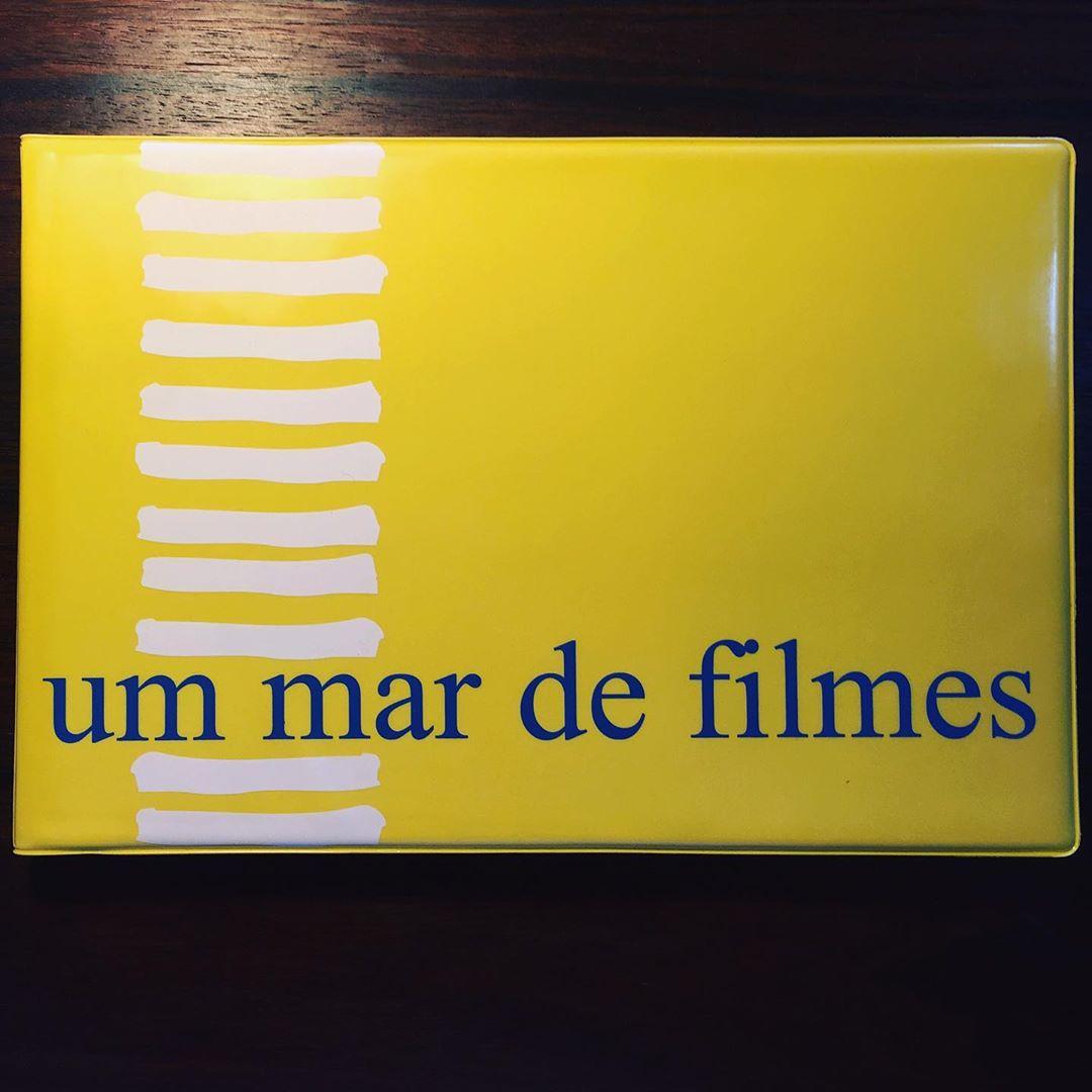 UM MAR DE FILMES • JOÃO BÉNARD DA COSTA & RITA AZEVEDO GOMES (ORG.)