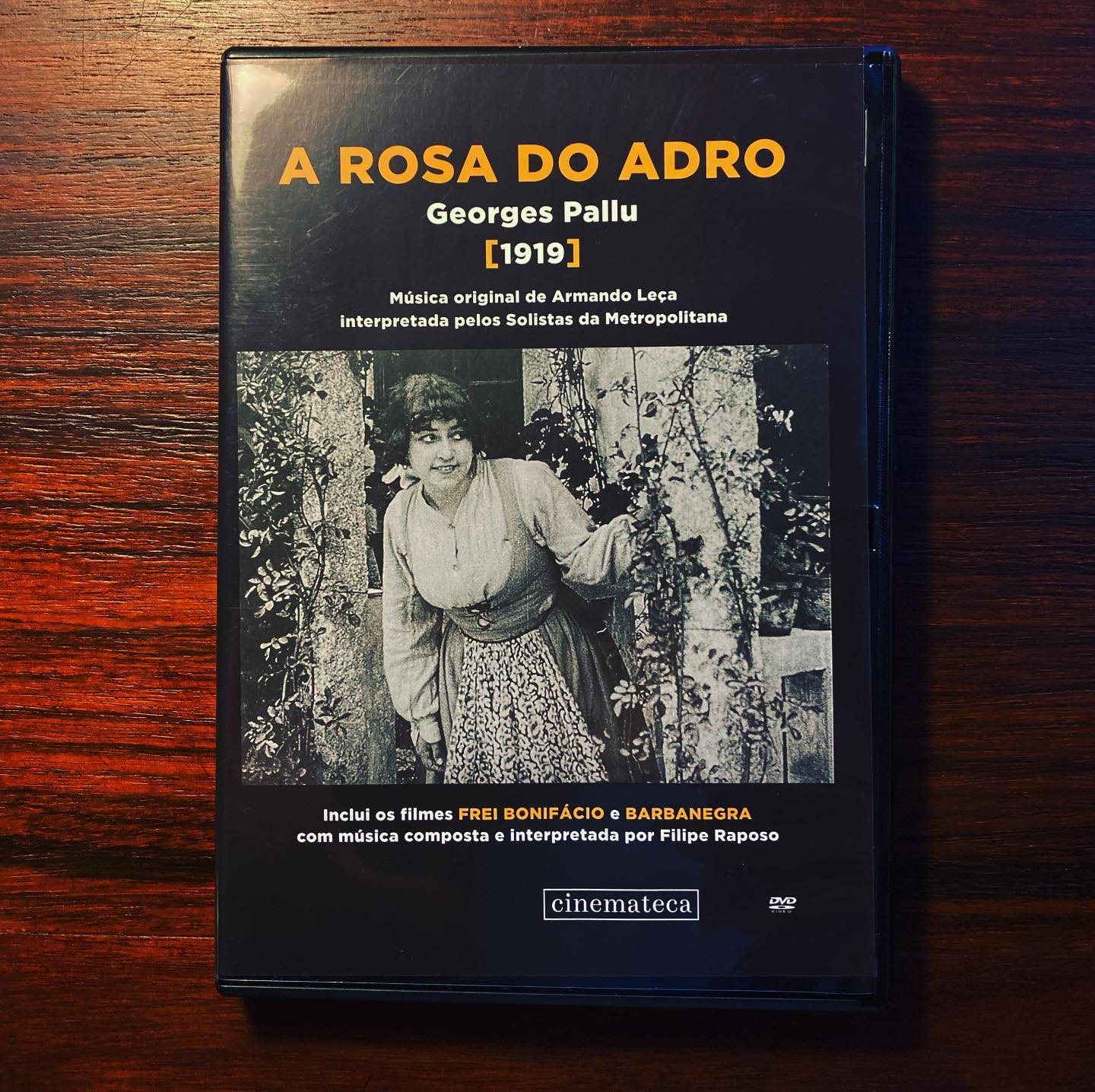 A ROSA DO ADRO 1919 • GEORGES PALLU